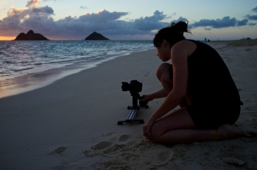 Vidographer Lea Amiel